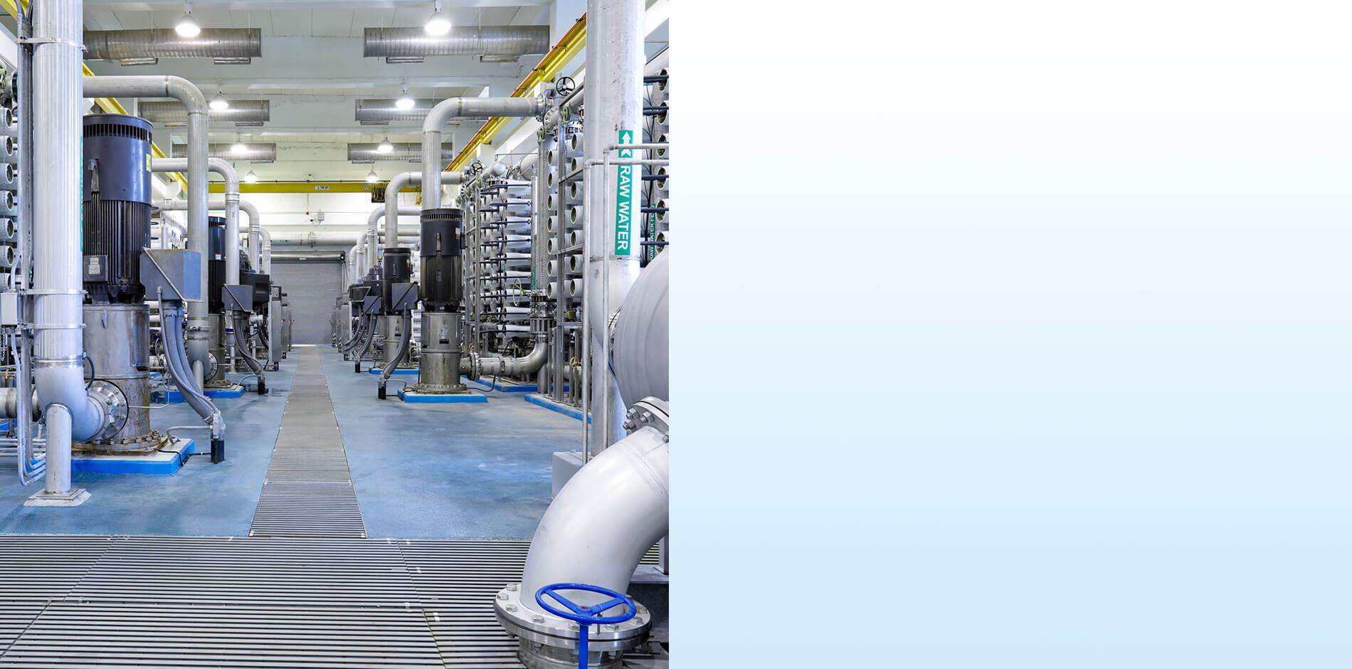الكفاءة في الطاقة والمياه: تحلية المياه